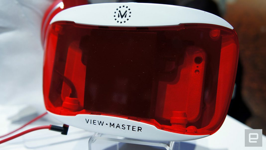 Mattel View-Master Viewer DLX