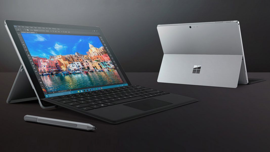 Microsoft Surface teasing