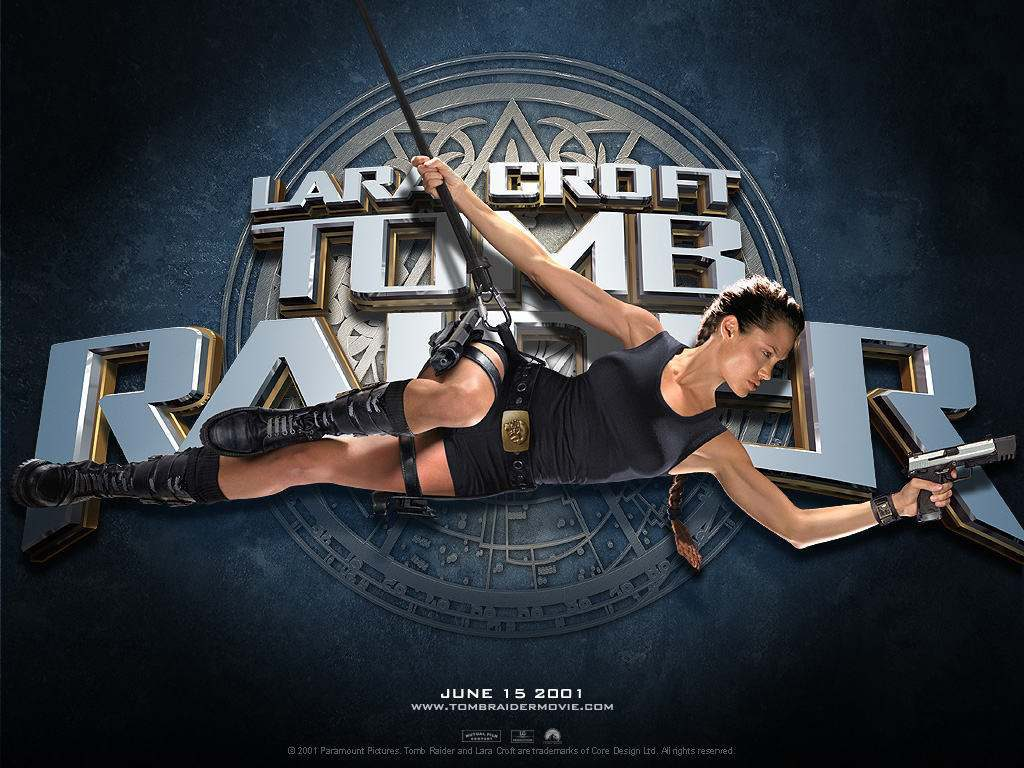 Premier film Tomb Raider (2001)