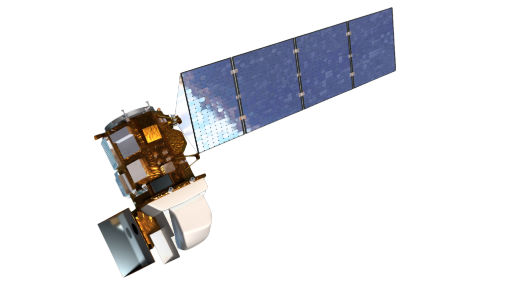 Satellite Landsat 8