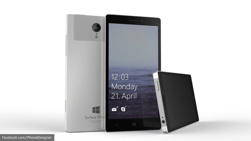Leak Surface Phone