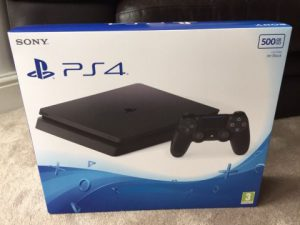 ps4 slim unbo