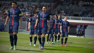 FIFA 16 Game Capture