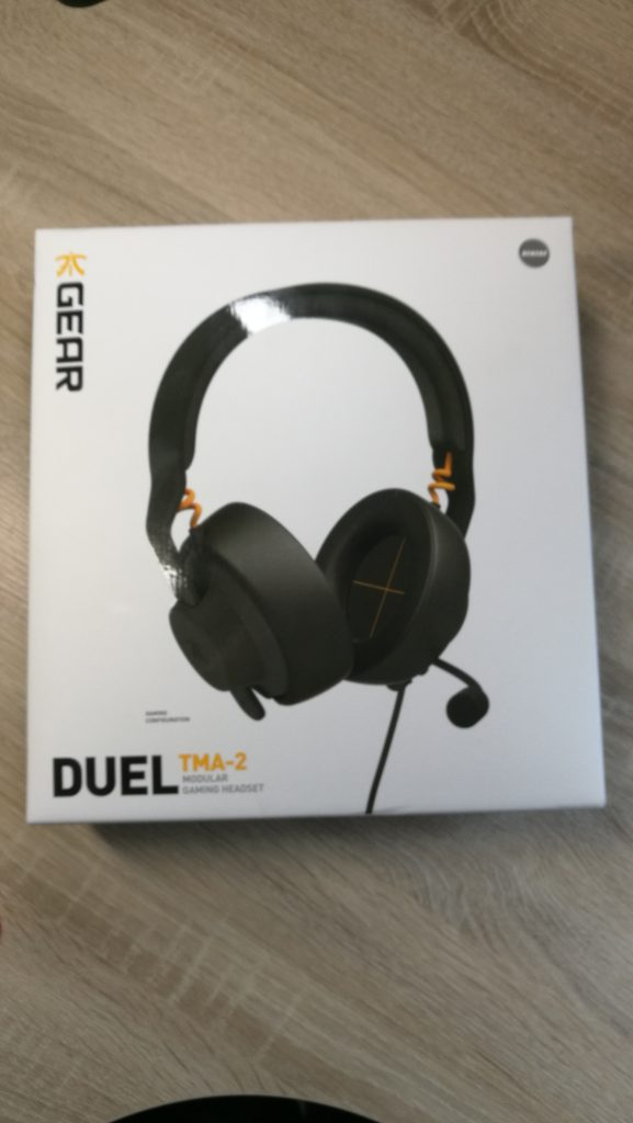 Casque Fnatic