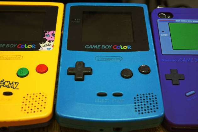 Game Boy Nintendo