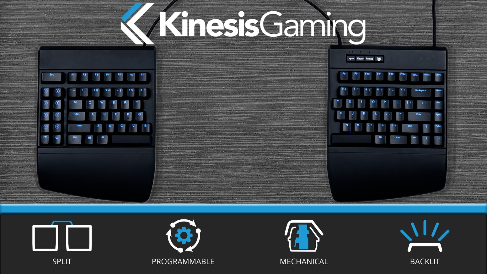 Kinesis Freestyle Edge