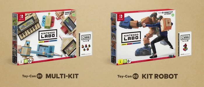 Multi-Kit et Robot Kit