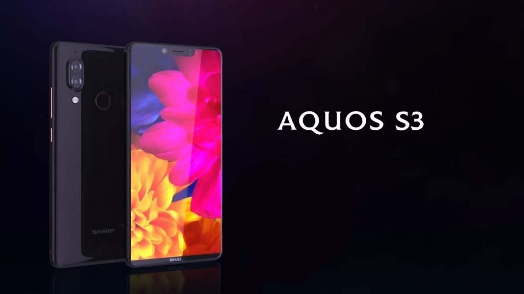 Sharp Aquos S3