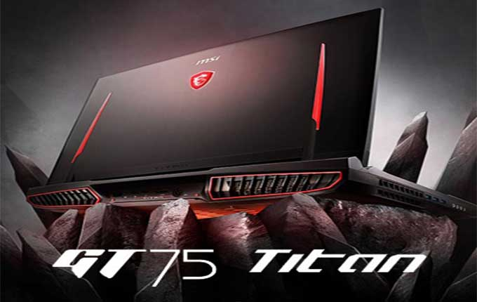 MSI PC portable gaming