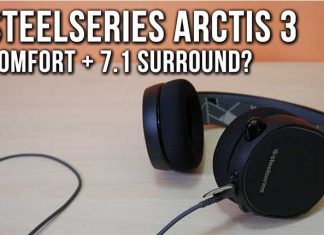Steelseries Arctis 3 7.1