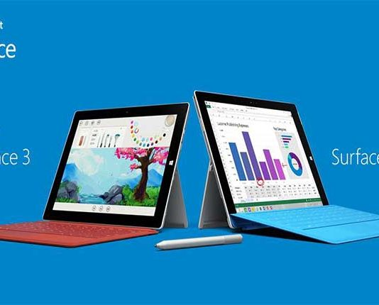 tablette Surface low cost
