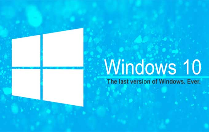 système Windows 10